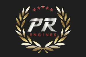 PR Engines logo