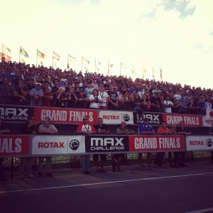 The 2013 Rotax Grand Finals was the biggest in the 14 year history of the event