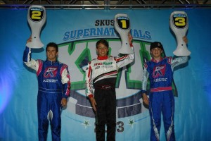 Victory on SuperSunday clinched the TaG Junior title for Brazilian Yurik Carvalho (Photo: On Track Promotions - otp.ca)
