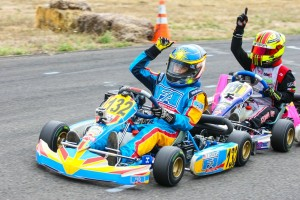 A new crop of drivers projected up front in Mini Max, including Trenton Sparks (Photo: SeanBuur.com)