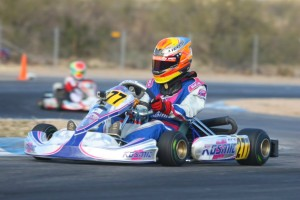 Austin Versteeg claimed his first Challenge victory in Junior Max (Photo: SeanBuur.com)