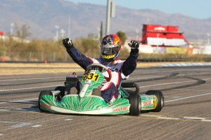 It was a clean sweep on the day for John Crow in Masters Max (Photo: SeanBuur.com)