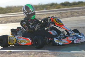 CRG-USA new member Andy Lee drove to a runner-up finish in his first DD2 weekend (Photo: SeanBuur.com)