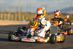 Christian Schureman recorded two podium finishes in his DD2 debut with CRG-USA (Photo: SeanBuur.com)
