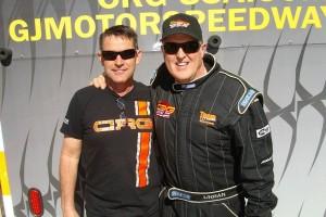 Billet Performance Karting's Mike Urban made his debut under the CRG-USA tent (Photo: Billet Performance Karting)
