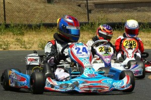 Michael Avansino (Photo: redlineoilkarting.com)