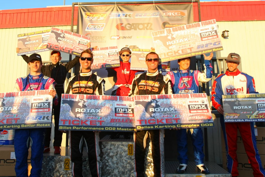 The chase to a Rotax Challenge of the Americas title in 2014 begins in Tucson with the opening rounds scheduled for January 24-26 (Photo: SeanBuur.com)