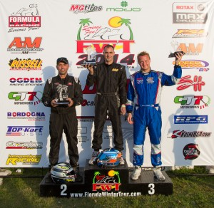 Masters Shifter podium (Photo: Studio52.us)