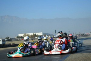 Los Angeles Karting Championship begins 2014 on February 9 at the CalSpeed Karting Center