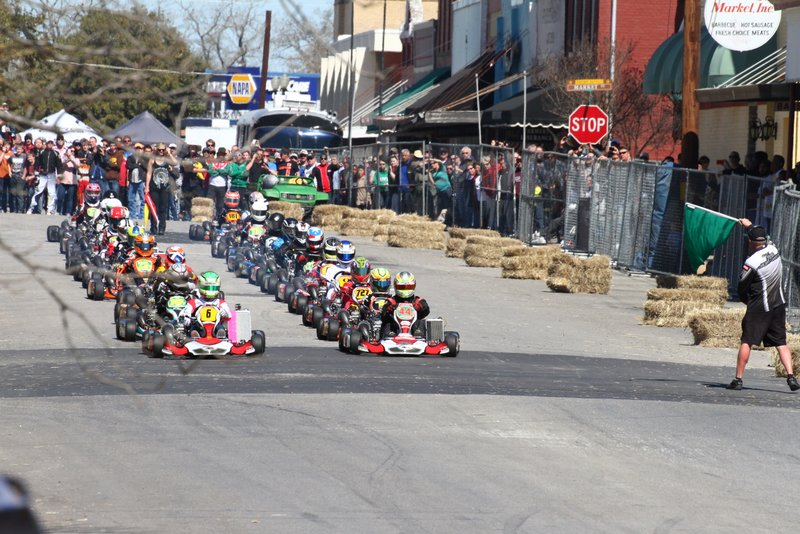 Big fields are expected for the 2014 edition of the LSGP (Photo: LoneStarGrandPrix.us)