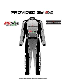 LSGP suit for the Granja 500 racer