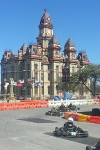 Lockhart, Texas will welcome a record number of karters for the 2014 edition of the LSGP