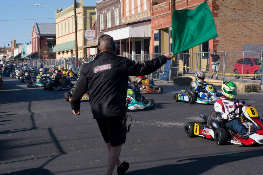 The green flag will wave for the 2014 Lone Star Grand Prix in just two months