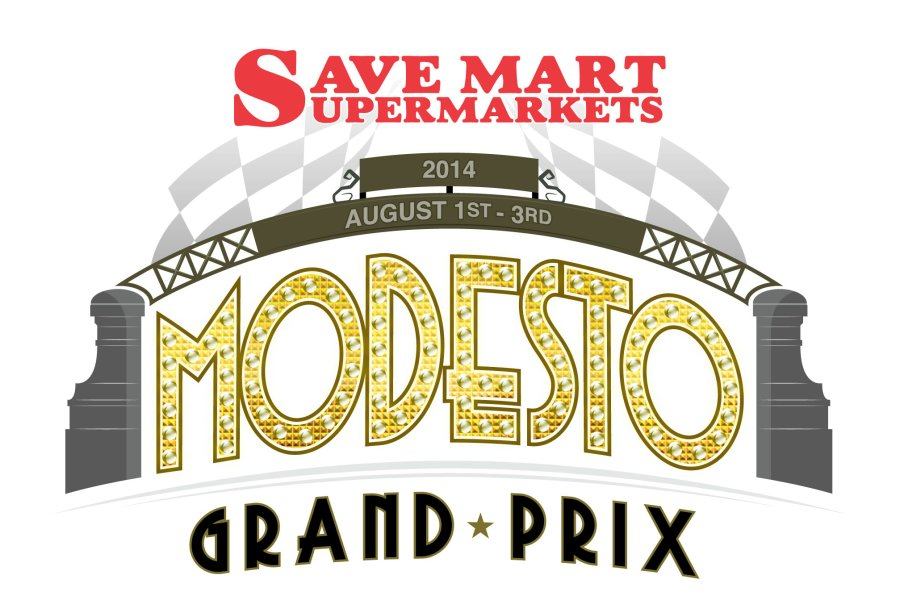 Modesto Grand Prix logo