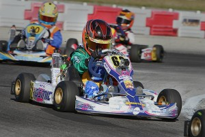 Brazilian driver Matheus Morgatto placed third in his FWT Micro Max debut (Photo: Ken Johnson - Studio52.us)