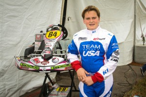 Parker Chase ranked 9th in Rotax Mini Max in 2013 (ChaseRacing.com)