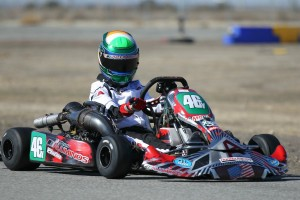 S5 driver Jason Pettit was quick in his Aluminos chassis in the S5 Junior category (Photo: dromophotos.com)