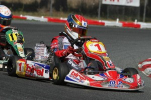 Nicholas Brueckner drove to two top-10 finishes in the Mini Max category at the Florida Winter Tour event in Ocala (Photo: Ken Johnson - Studio52.us)