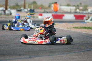 It was the third straight win for Jak Crawford in Micro Max (Photo: SeanBuur.com)