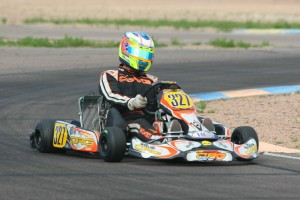 CRG-USA driver Joey Wimsett recorded a season-best sixth place finish in the competitive Senior Max category (Photo: SeanBuur.com)