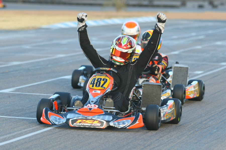 Reichelt scored his first DD2 win in the opening round of the Challenge, backing it up the following day (Photo: SeanBuur.com)