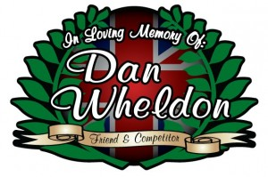 Dan Wheldon logo