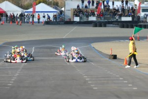 The green flag is set to wave on the inaugural season for the So-Cal Rotax Challenge, which gets underway March 9 at the CalSpeed Karting Center in Fontana (Photo: SeanBuur.com)