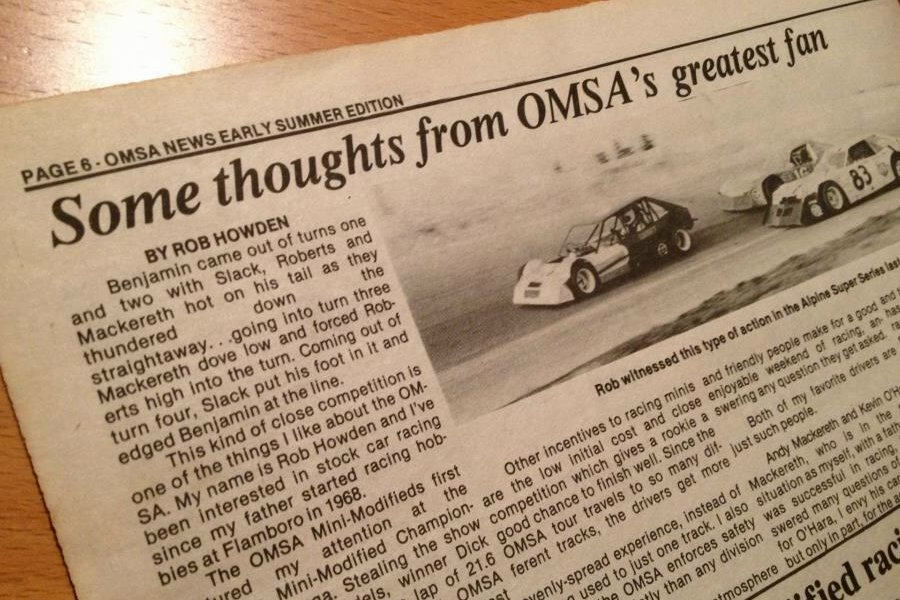 Rob's first article was published at age 16, but his real shot at journalism arrived in 1993 at Performance Racing News