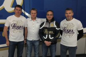 Gianluca Beggio joins Praga Kart Racing Team