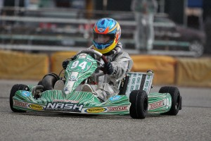 Garrett Dixon became a first-time winner in S5 Junior (Photo: dromophoto.com)