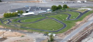 The Horn Rapids Kart Track in Richland, Washington will host the opening rounds of the Rotax Can-Am ProKart Challenge (Photo: tckc.net)