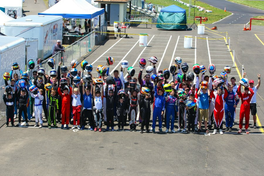 Racers are excited for the return of the Rotax Can-Am ProKart Challenge, opening up April 25-27 (Photo: SeanBuur.com)