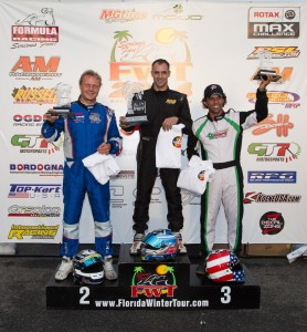 Masters Shifter Championship podium (Photo: Studio52.us)