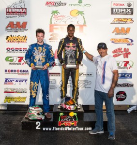 Open Shifter Championship podium (Photo: Studio52.us)
