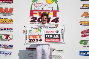 Junior Max champion Pedro Cardoso (Photo: Studio52.us)