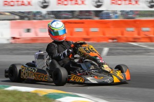 Masters driver Luis Schiavo was quickest in three of the four sessions (Photo: Studio52.us)