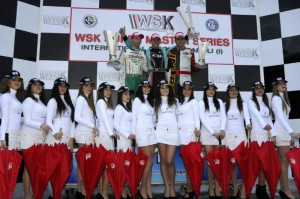 KZ2 podium (Photo: Press.net Images)