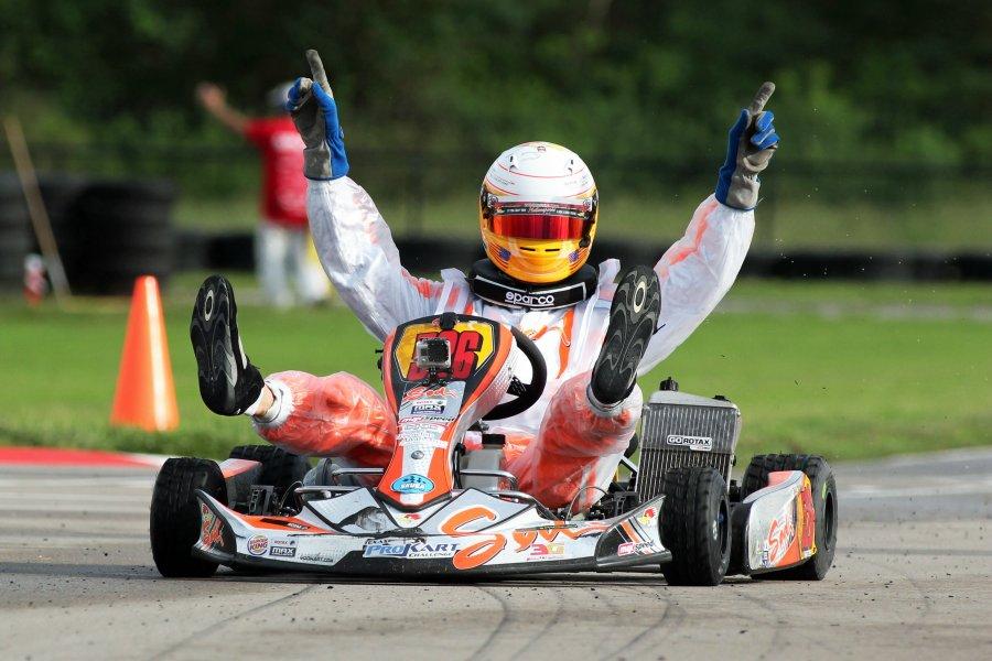 Dallas Karting Complex >> eKartingNews.com United States Rotax Driver Rankings ...