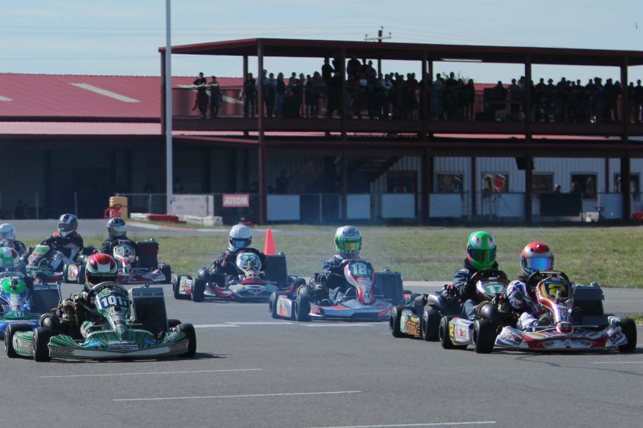 Full fields are expected to hit the Dallas Karting Complex for the 2014 SKUSA SpringNationals on May 2-4 (Photo: Dreams Captured Photography)