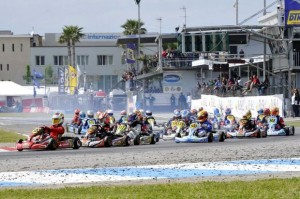 The WSK Super Master Series will kick off at Napoli (Photo: Press.net Images)