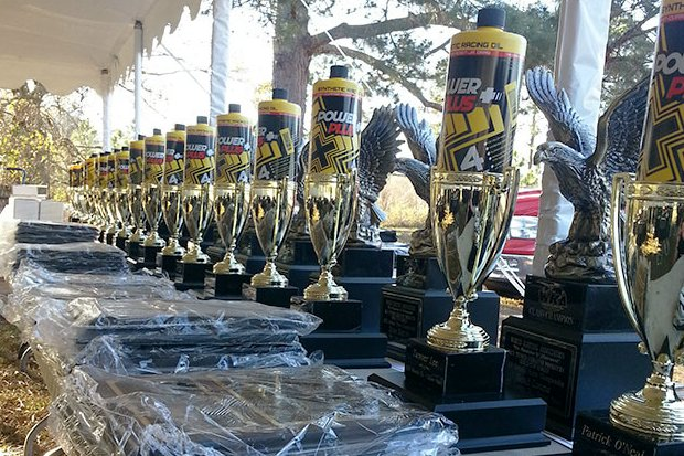 Thousands of dollars in awards and merchandise was awarded at the 2013 Gold Cup awards ceremony in Jacksonville (Photo: NCRM)