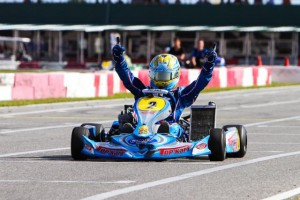 Top Kart USA's Zach Holden scored a race win and the TaG Junior title in Orlando (Photo: Ken Johnson - Studio52.us)