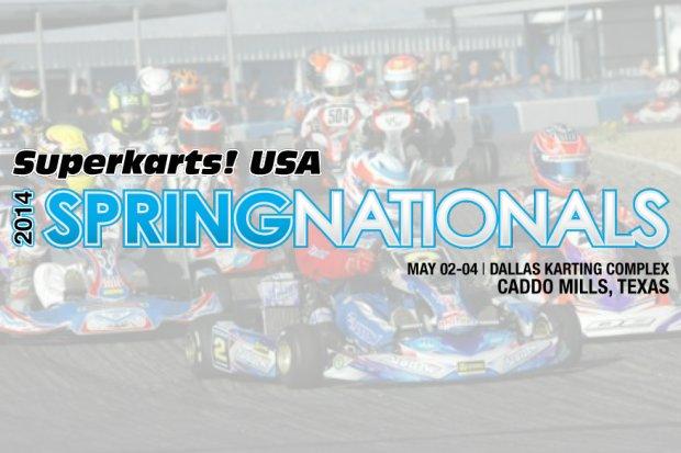 2014 SKUSA SpringNationals logo