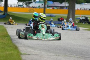 Jonathan Kotyk won four races at MRP South Bend in July on his way to the TaG Senior title (Photo: NCRM)
