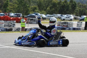 Brendan Nelson dominant win in the X30 Heavy class (Pic: Coopers Photography)