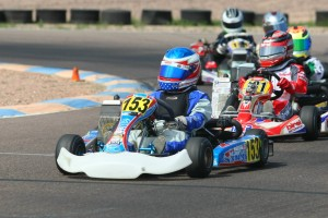 Three wins in four rounds has Jacob Blue Hudson on the path toward the Mini Max title (Photo: SeanBuur.com)