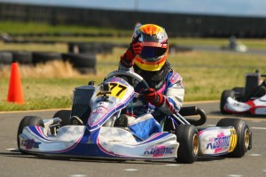 Austin Versteeg capped off his 2014 CotA season with a victory in Junior Max Sunday. (Photo: seanbuur.com)