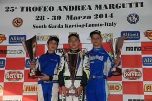 KF Junior (Fewtrell, Vartanyan, Lorandi Leonardo)