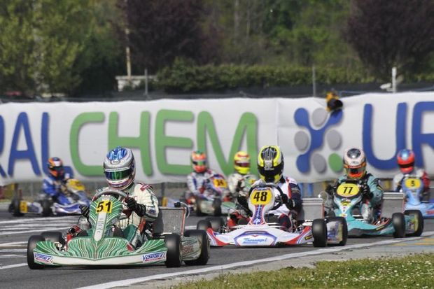 Prefinal B polesitter Marco Ardigo (Photo: press.net images)