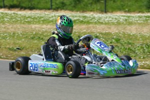 Kyle Wick finished the 2014 Challenge third in the Junior Max standings (Photo: SeanBuur.com)